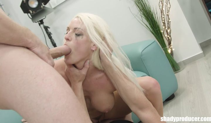 Blanche Bradburry Ultra Kinky Platinum Blonde Wants It Raunchy #bigtits #doub…